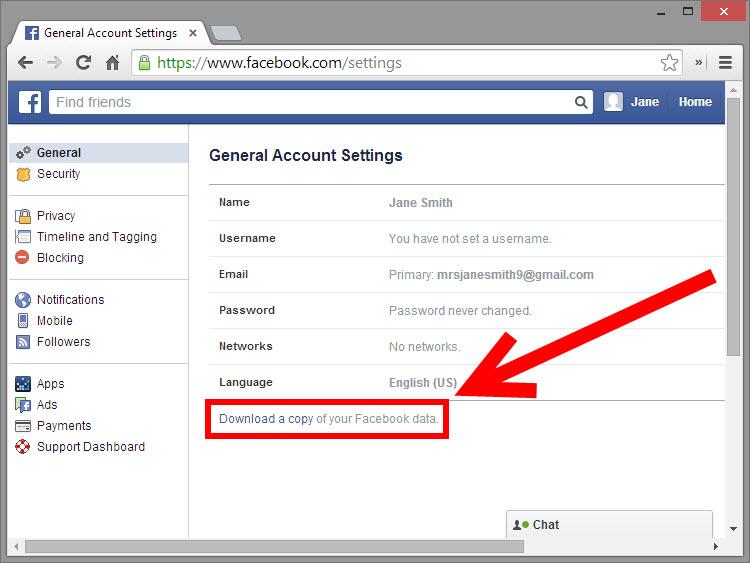 drugi_korak_brisanje_naloga_na_fejsbuku