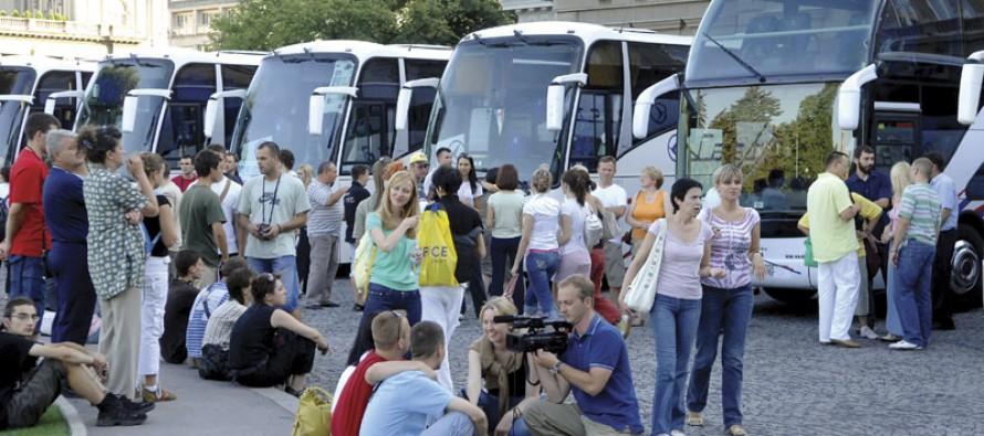 Maturanti u Novom Sadu zaradili za ekskurziju