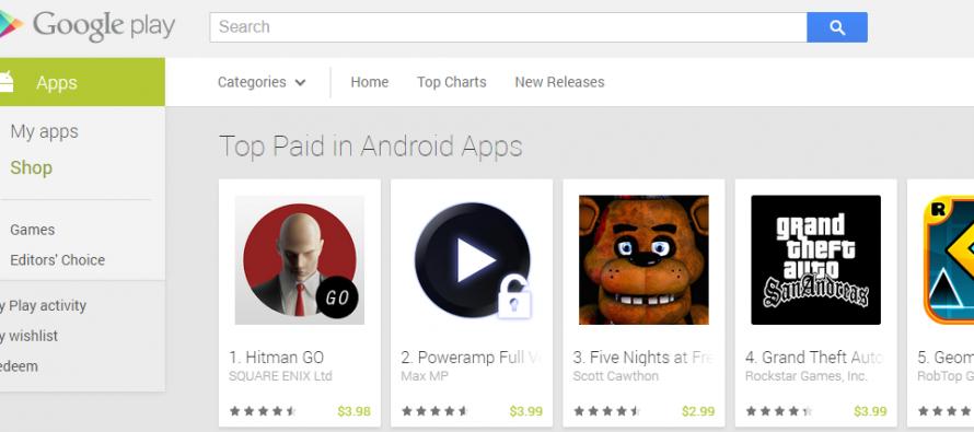 Omogućena kupovina aplikacija na Google Play prodavnici