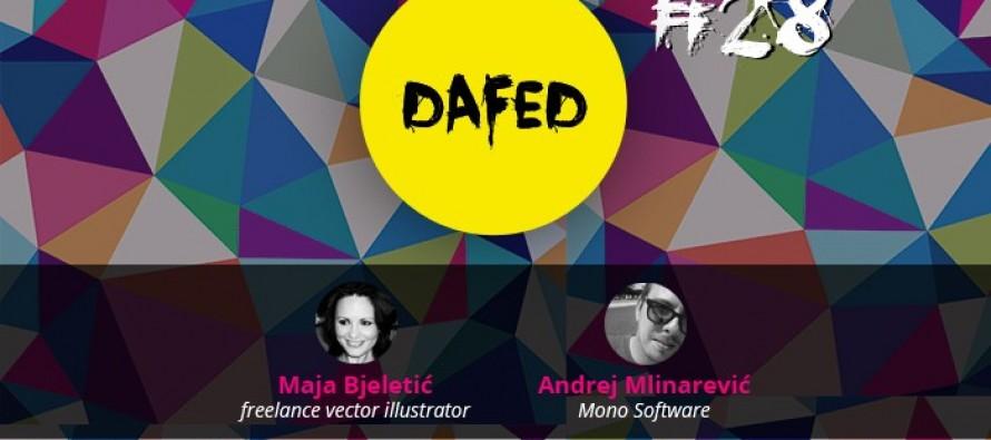 Najava za DaFED#28