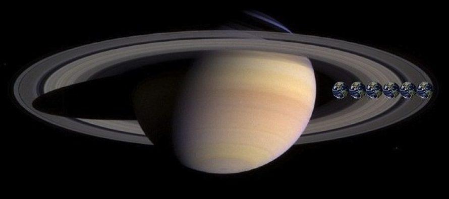 Pogledajte kako izgledaju Saturnovi sateliti Titan i Rea!