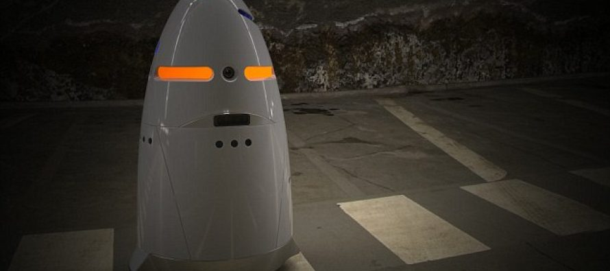 Da li će uskoro roboti patrolirati ulicama?