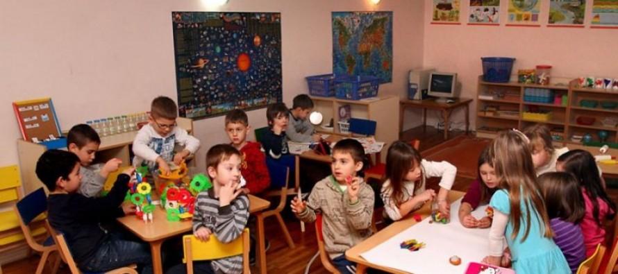 Predškolsko obrazovanje važno za svako dete