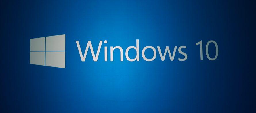 Microsoft-ov Windows 10