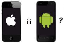 Ajfon vs. Android