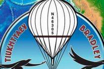 Let balonom za dva svetska rekorda
