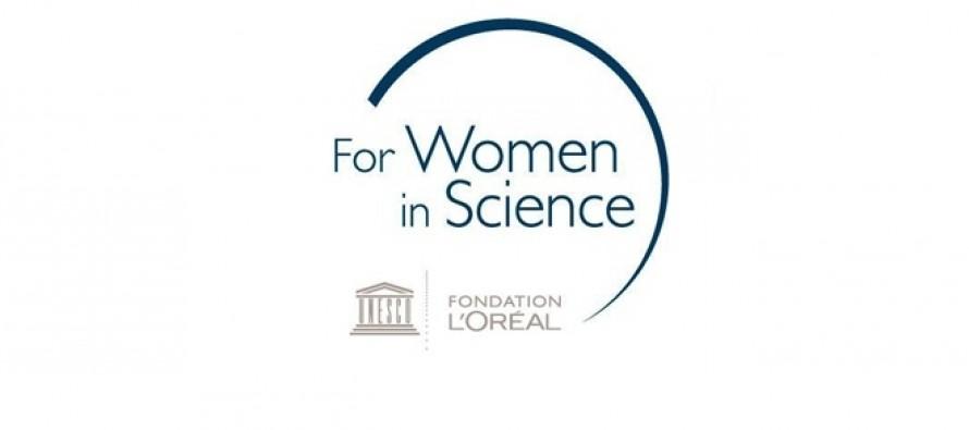 """Nacionalne stipendije """"Za žene u nauci"""""""