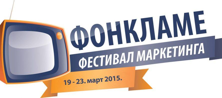 "Festival marketinga ""FONklame"""