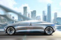 "Mercedesov ""automobil iz budućnosti"""