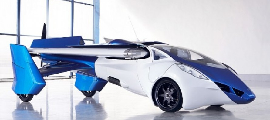 Leteći automobili