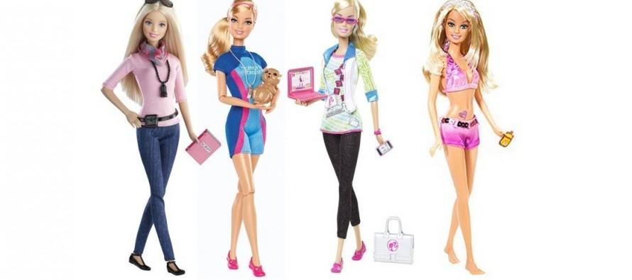 Novi izgled Barbike