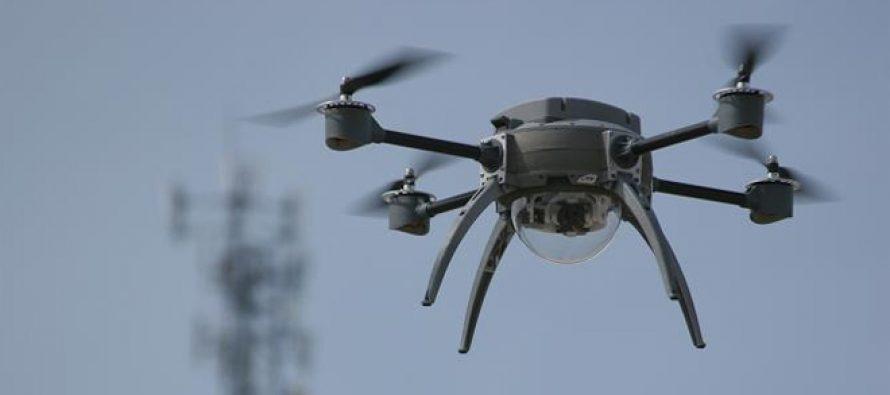 Testiranje drona protiv komaraca
