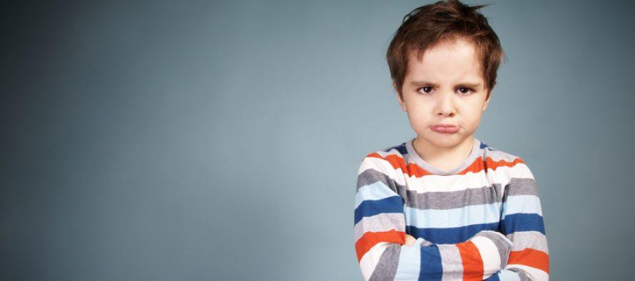 Kako sa tvrdoglavim detetom?