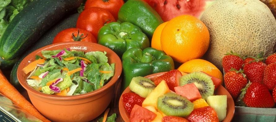 Koja je razlika između voća i povrća?