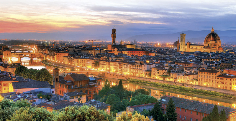Firenca, Italija