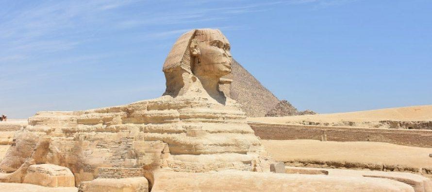 Koliko je stara najveća sfinga?