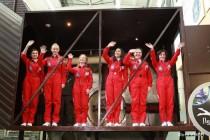Posada od šest žena se sprema za Mesec