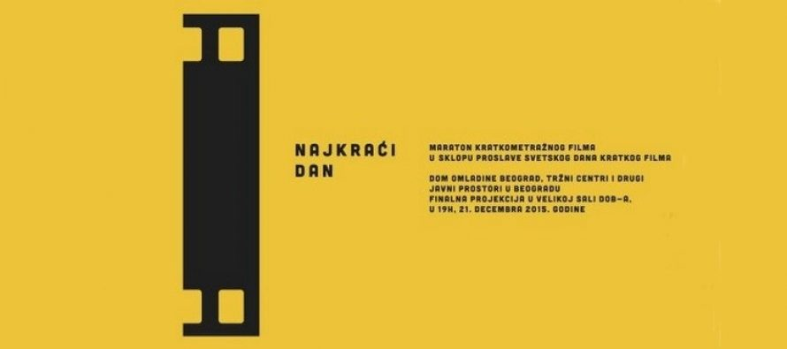 """Najkraći dan"" – konkurs za kratki film"