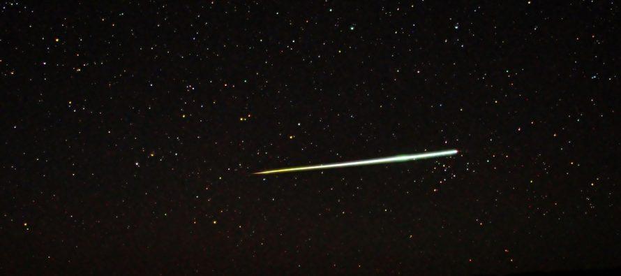 Jesenja kiša meteora – Taurida