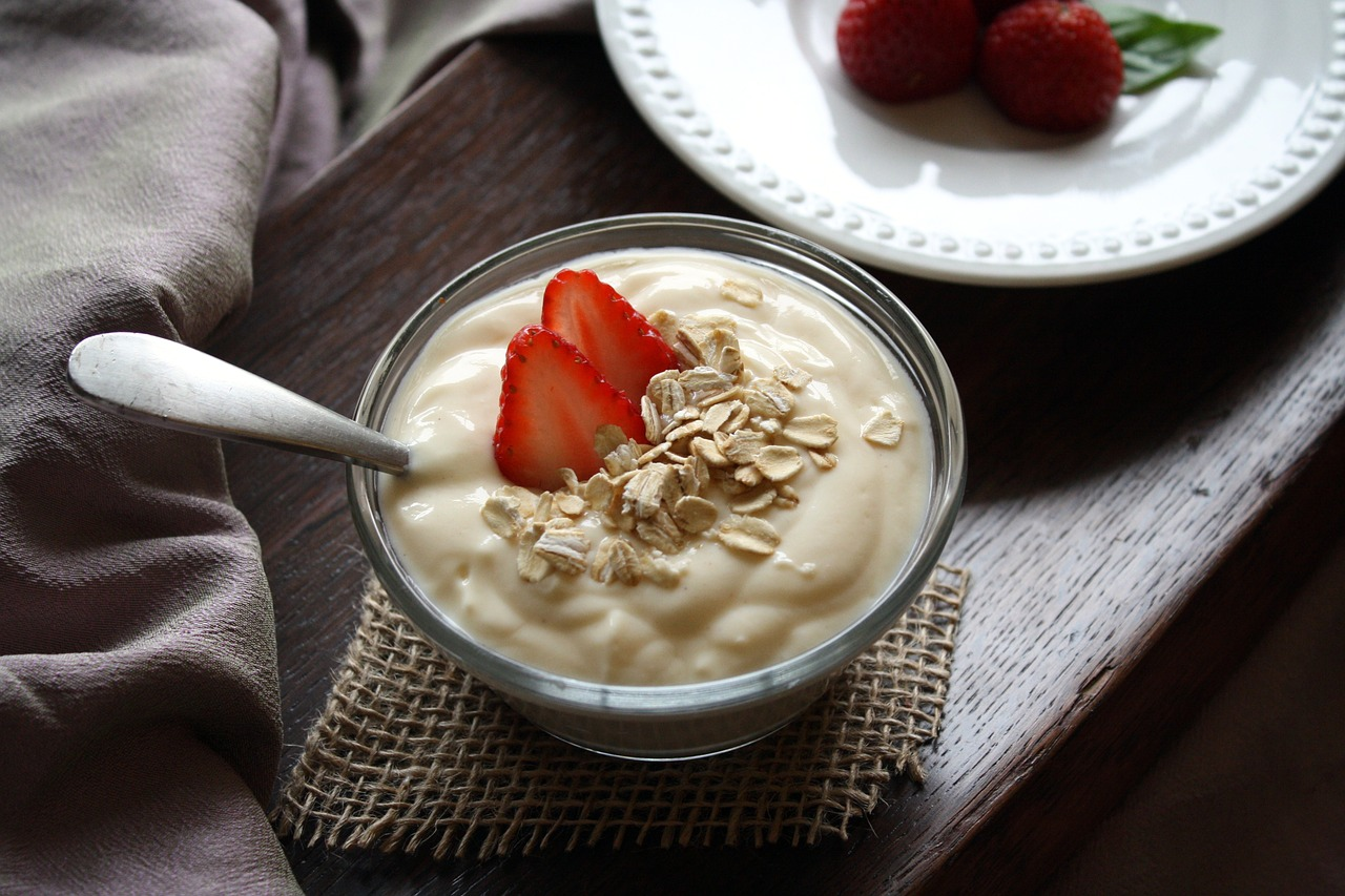 vocni jogurt