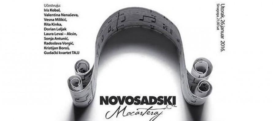 """Novi Sad: """"Novosadski Mocarteraj"""" u Sinagogi"""