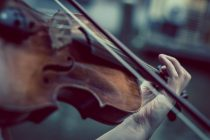Koncert studenata katedre za gudačke instrumente
