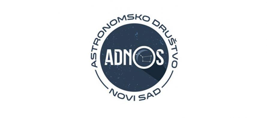 Naučno-popularno predavanje u Astronomskom društvu Novi Sad
