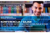 """""""Nove tehnologije u obrazovanju"""" po treći put u Beogradu"""