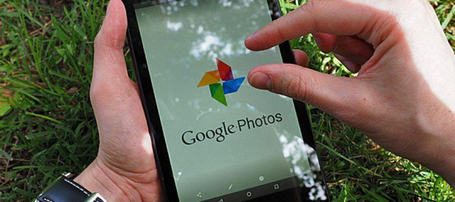 Čuvanje fotografija na Google Photos aplikaciji