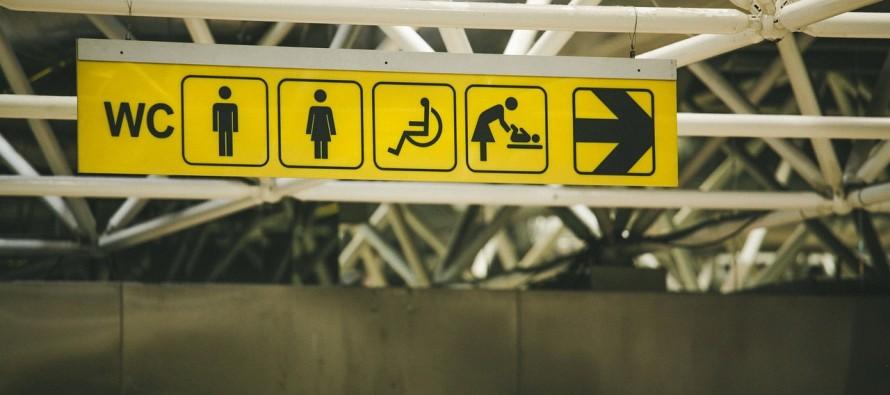 Njujork: Uniseks toaleti