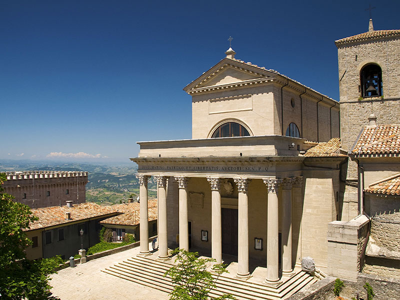 Bazilika San Marina