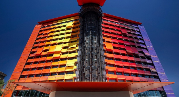 Hotel Puerta Amerika