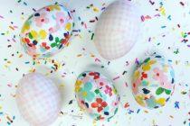 Dekupaž jaja – lako i šareno!