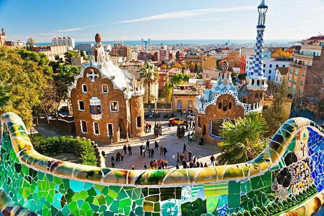 Gaudijev nadrealni park