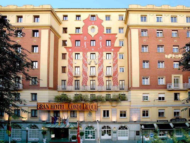 gran hotel madrid