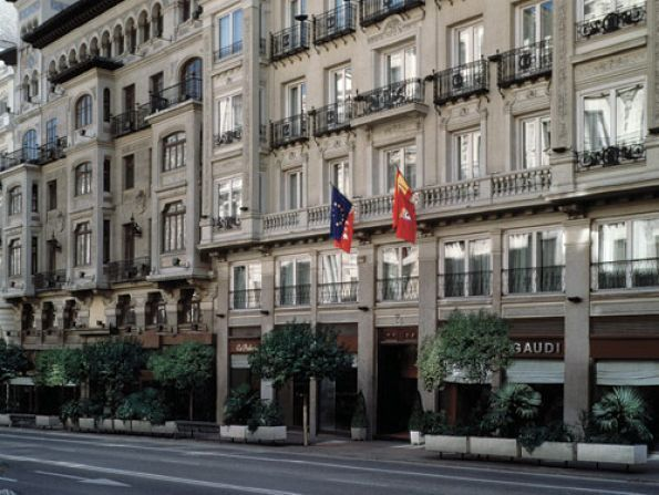 hotel katalonija