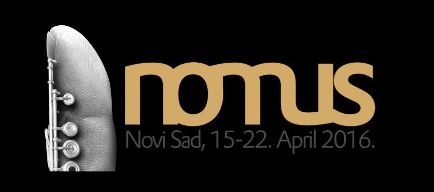 Novi Sad: Počinje 41. NOMUS