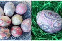 Farbanje jaja: Nikad lepše i jednostavnije!