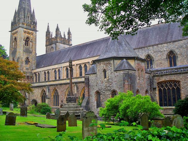 Landaf katedrala