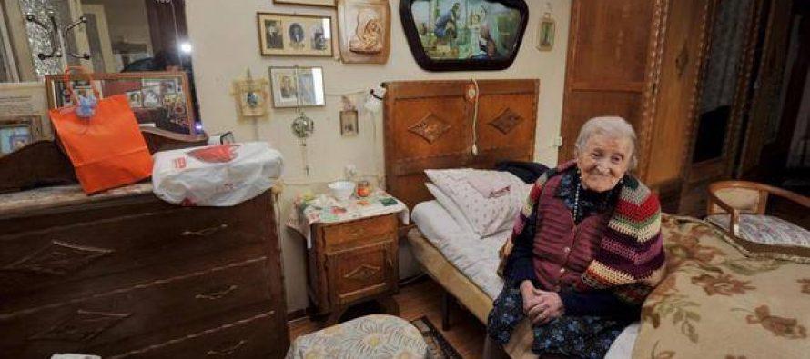 Evo kako živi najstarija osoba na svetu!