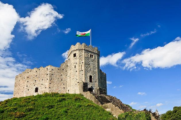 kardifski zamak