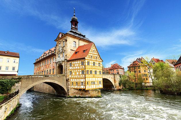 Bamberg i Burgerštat
