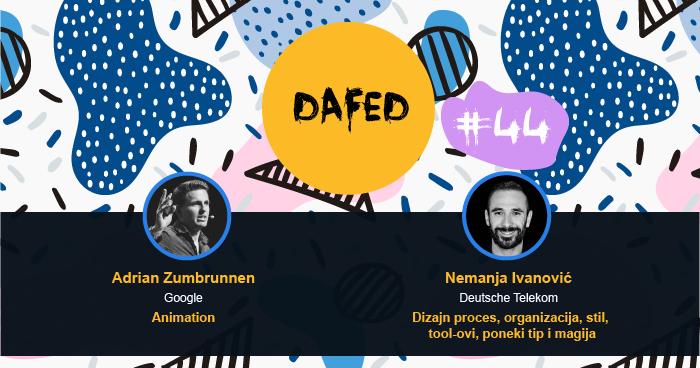 DaFED#44-predavaci