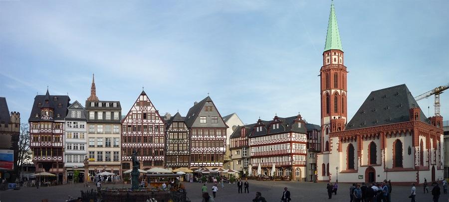 Franfurt - Stari grad