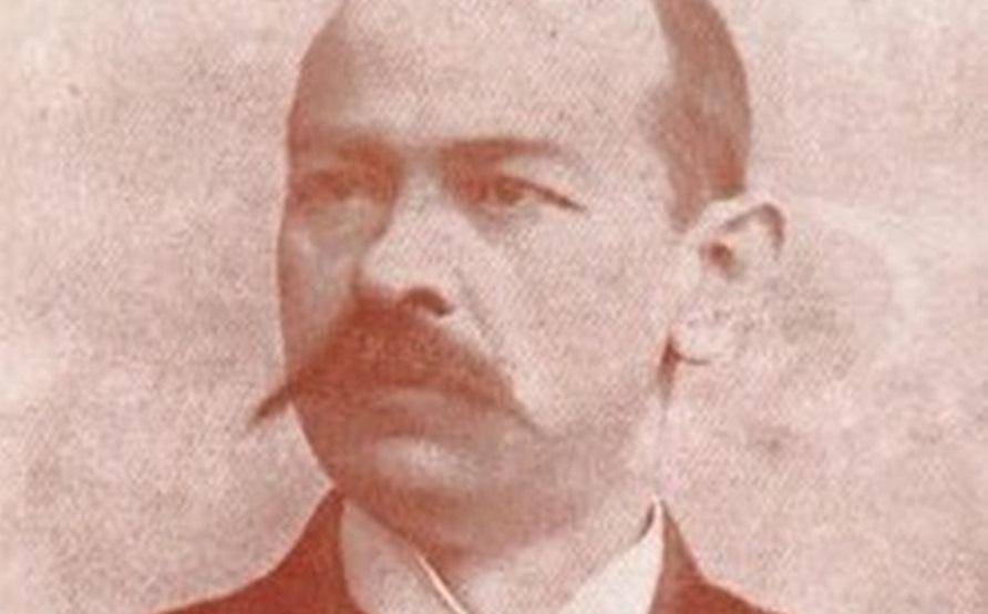 """Janko Veselinović, autor romana """"Hajduk"""