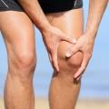 koleno bol