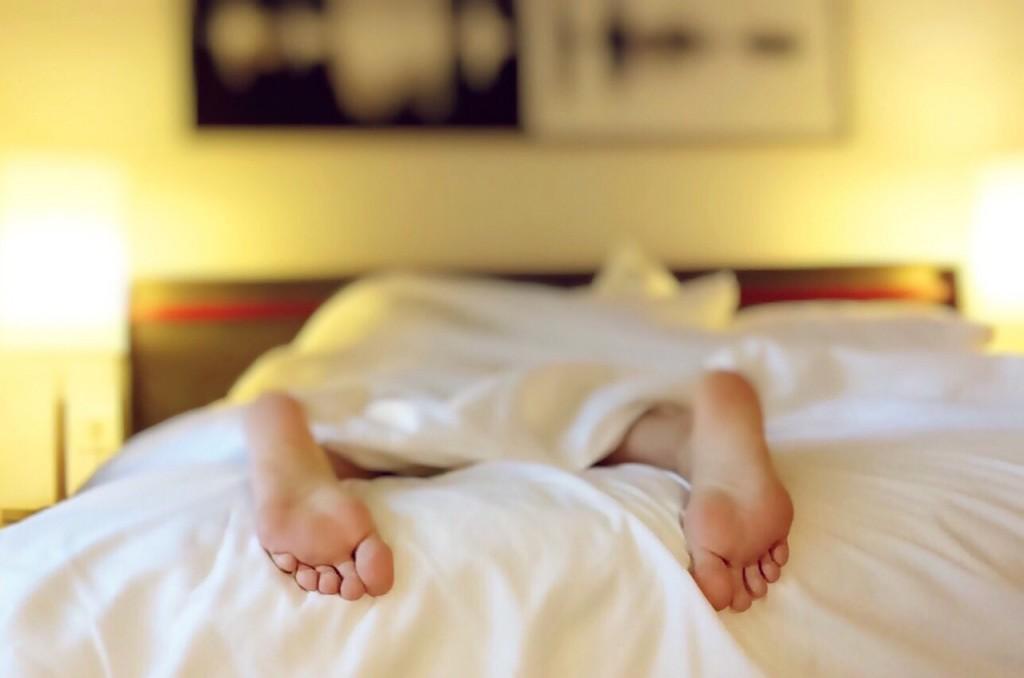 spavanje noge