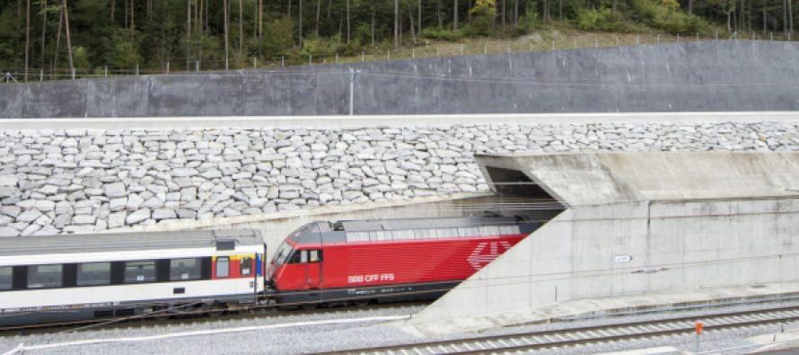 Prokopan najduži tunel na svetu!