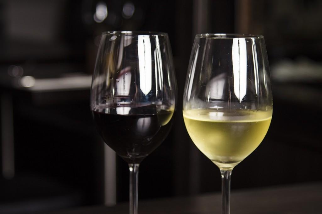 vino crno i belo