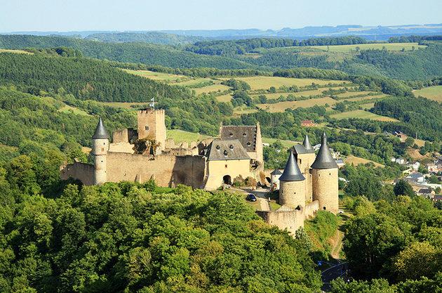 Buršajd luksemburg
